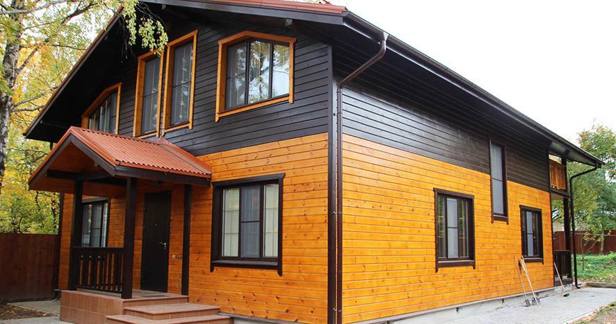 Звенигород дом - Строительство дома