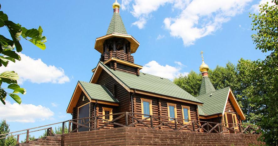 Нижегородская область - Строительство Храма